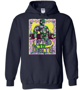 "Lifted To Death ""2020 KING - Dead Head Version"" Heavy Blend Hoodie"