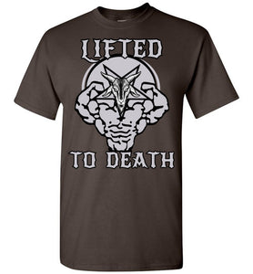 "Lifted To Death ""Goat"" Short-Sleeve T-Shirt"