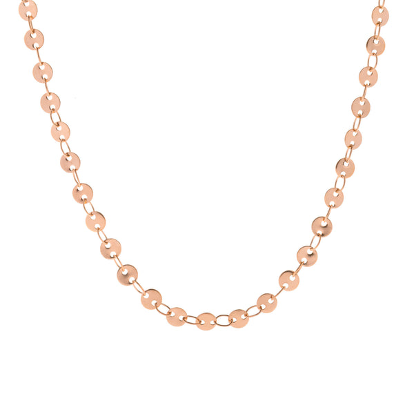 Kira Choker Rose Gold