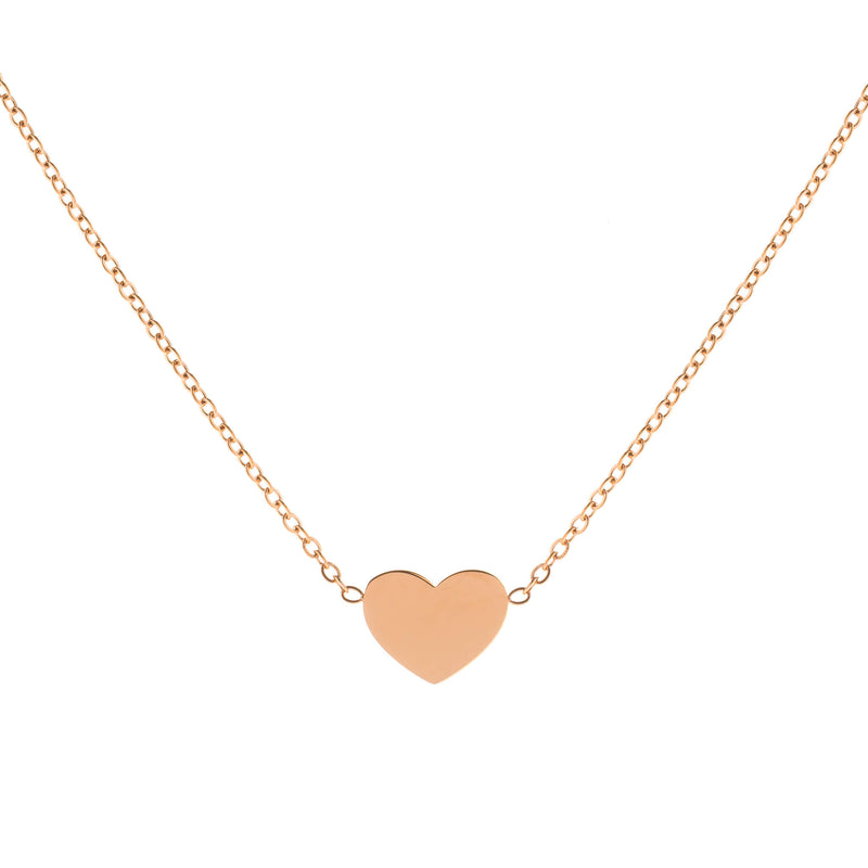 Darlene Necklace Rose Gold