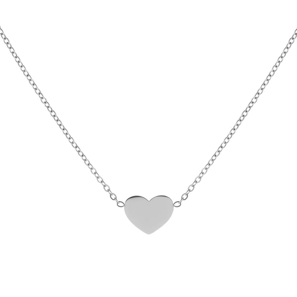 Darlene Necklace Silver