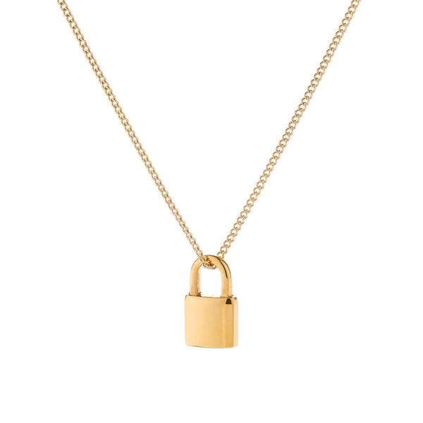 Yua Necklace Gold