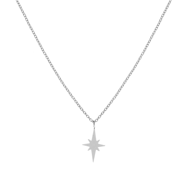 Sirio Necklace Silver