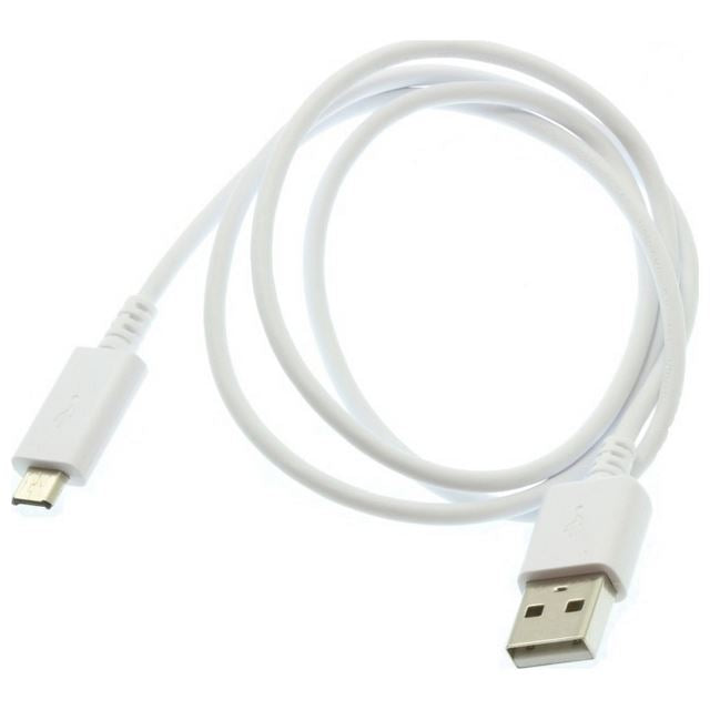 New Official Samsung 5ft ECB-DU2EWE Micro to USB Cable - White