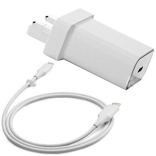 Official Genuine Google Pixel UK Wall Charger with Cable