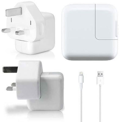 Genuine Apple iPhone / iPad Super Fast Mains Charger
