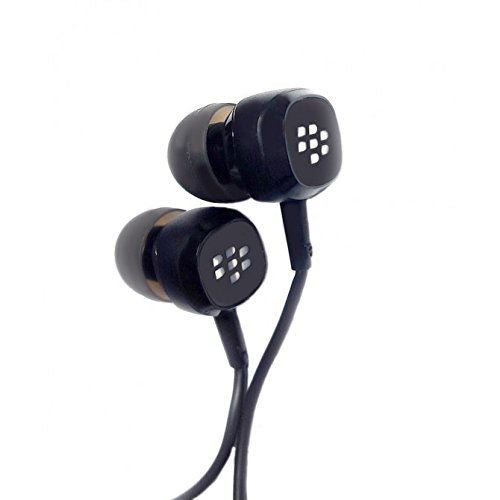 Genuine BlackBerry WH60 Premium Headphones for Classic DTEK KEYone Motion Priv
