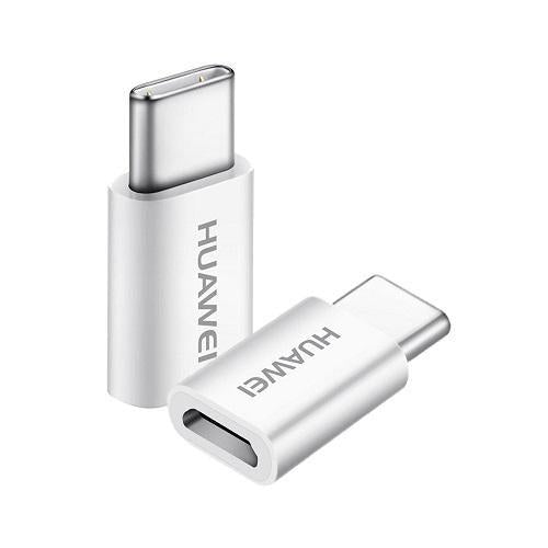 Official Huawei Mate 20 Lite / Mate 20 Pro USB Type-C Adapter AP52 White
