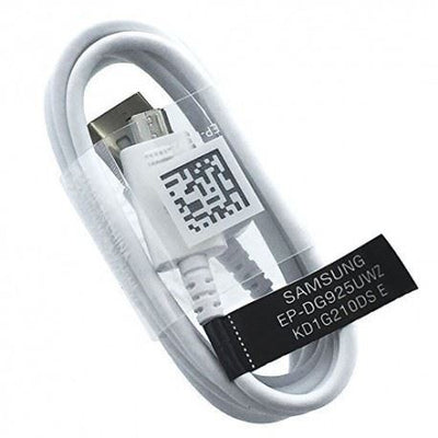 Genuine Samsung Galaxy S6/S6 Edge MicroUSB Cable EP-DG925UWE 1.2m