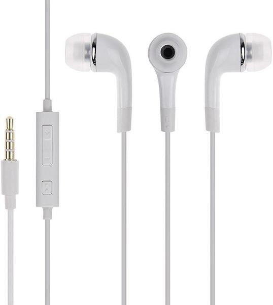 Official Samsung Wired Stereo In-Ear Headphones - White