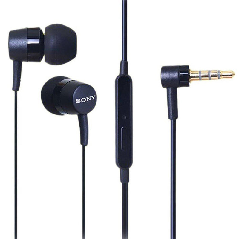 Sony MH750 Wired Stereo Headset 1263-6146 Black