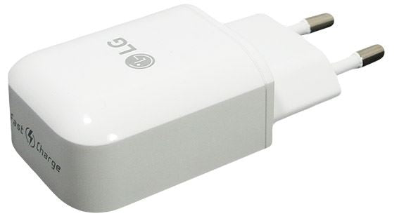 Genuine LG 2 Pin Euro Plug MCS-H05ED 1.8 AMP  Charger Adapter