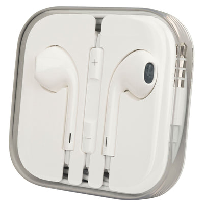 Apple MD827ZM/A EarPods with Remote and Mic - Used Grade B