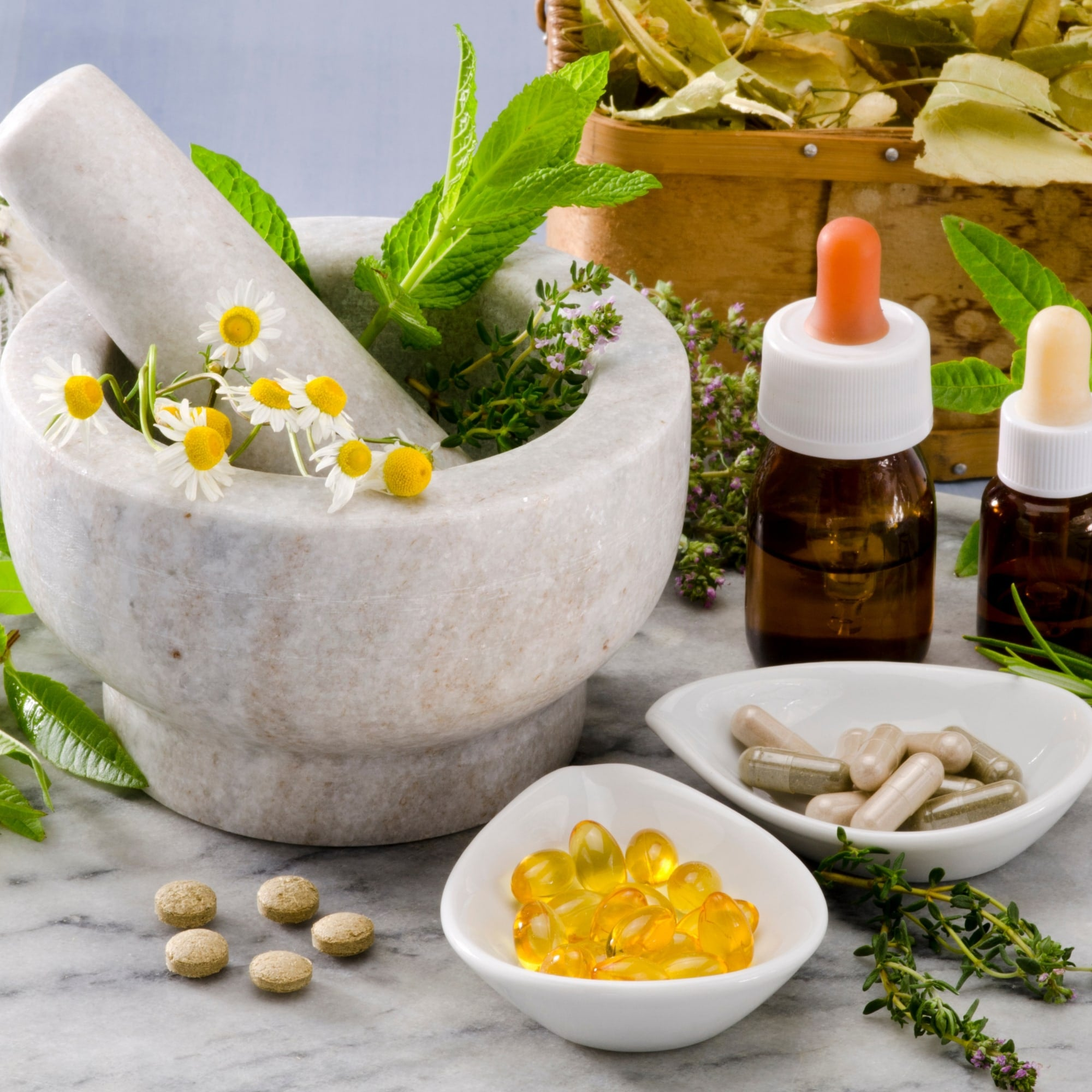 Are ALL herbal supplements as healthy as they claim to be ?