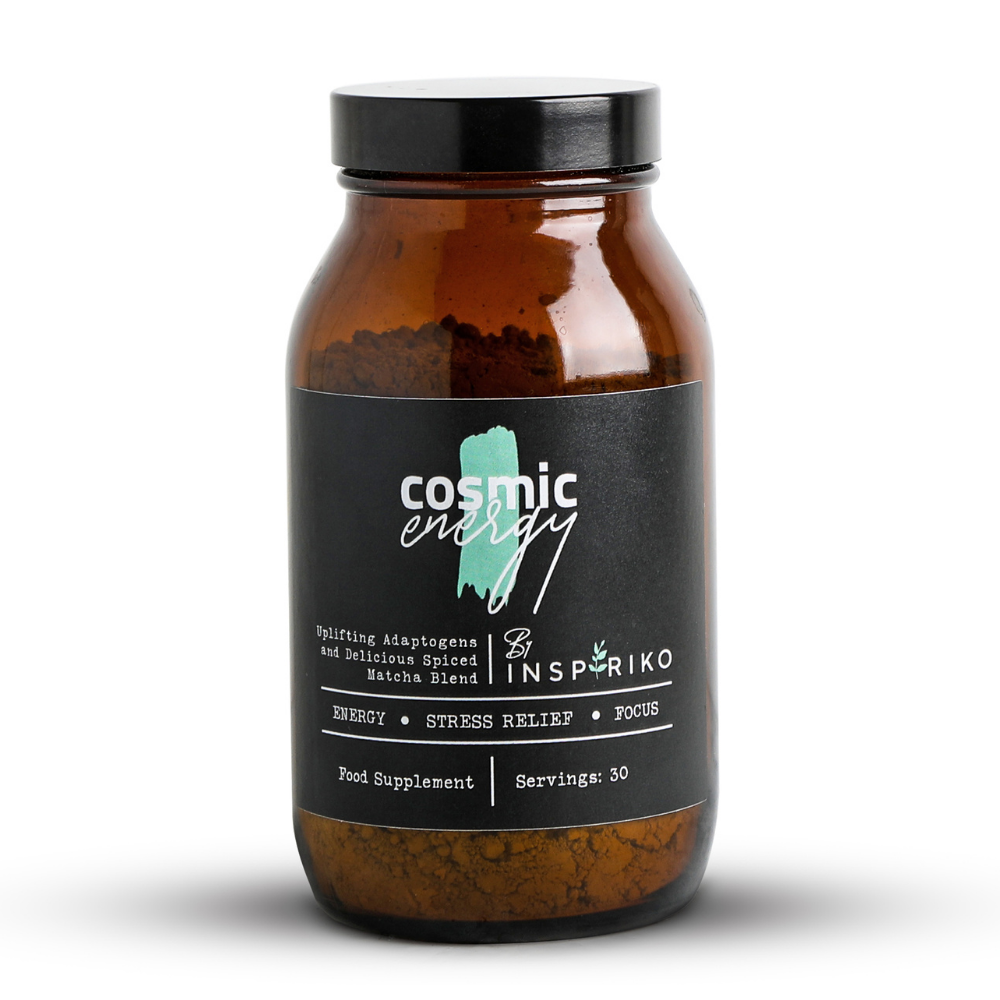Cosmic Energy - Adaptogen Extracts & Matcha Blend