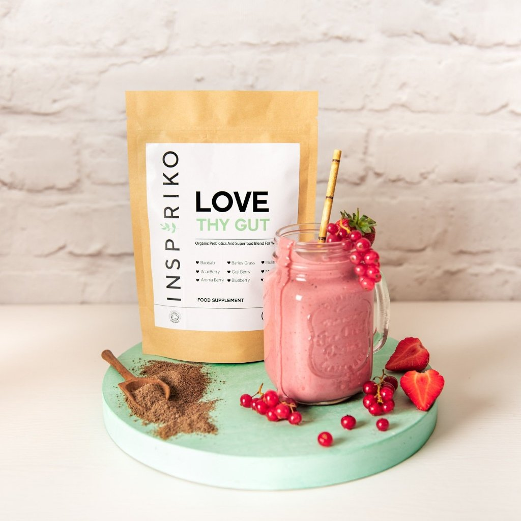 Love Thy Gut - Organic Prebiotics and Superfood Blend