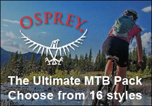 Osprey MTB Packs at Studiovelo