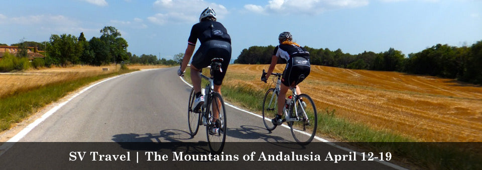 SV Travel - Southern Spain. The Mountains of Andalusia April 12-19