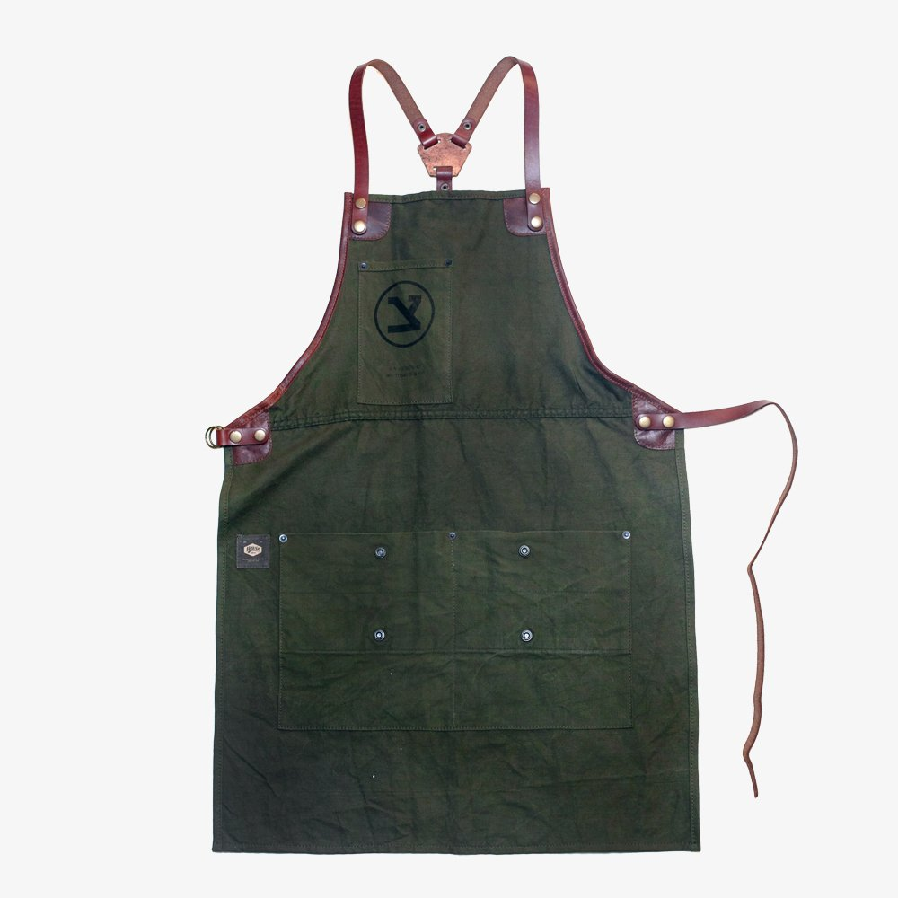 HAVIE ARMY APRON / סינר עבודה
