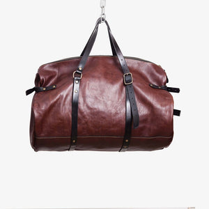 HAVIE LEATHER WEEKENDER
