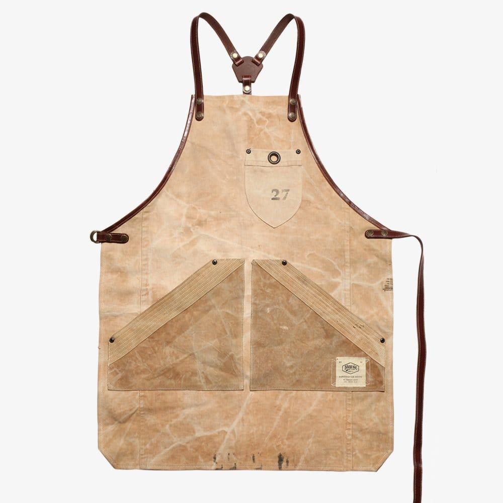 ARMY APRON #4 - haviemnfct