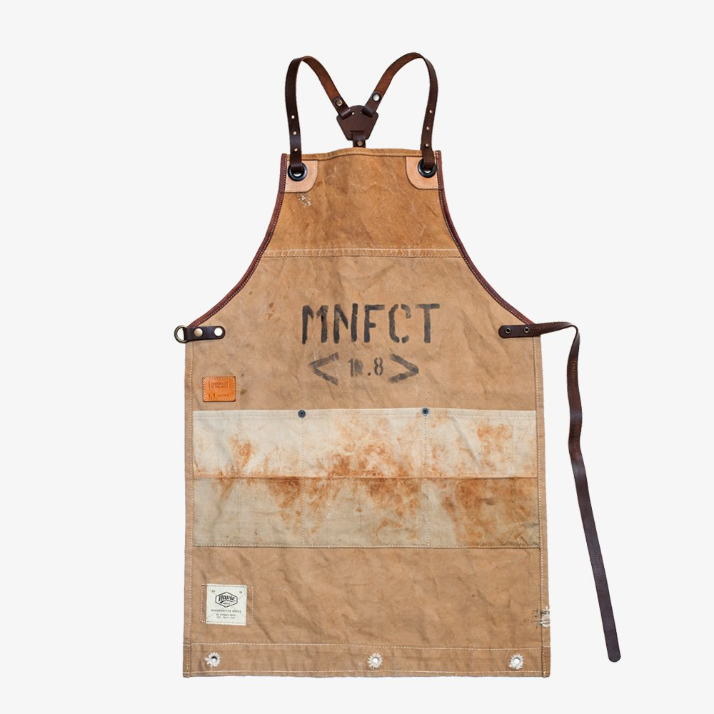HAVIE ARMY APRON / סינר עבודה - haviemnfct