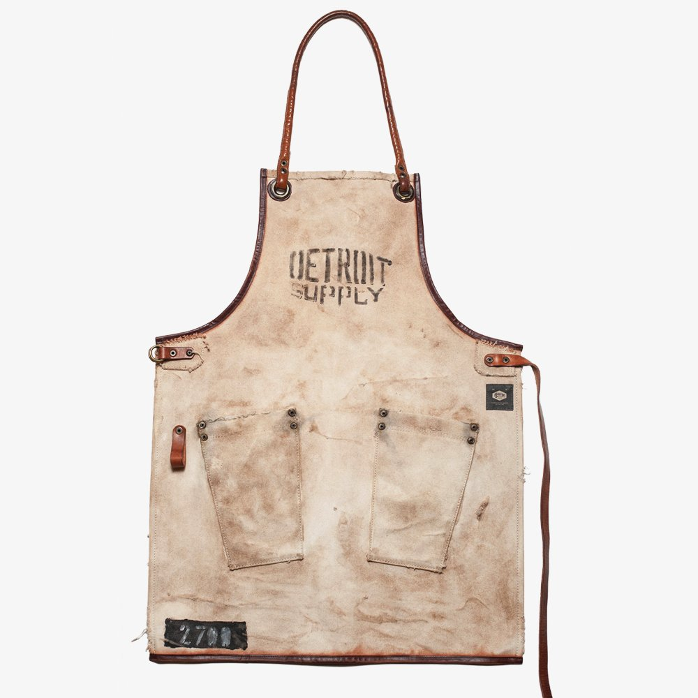 HAVIE DETROIT APRON - haviemnfct