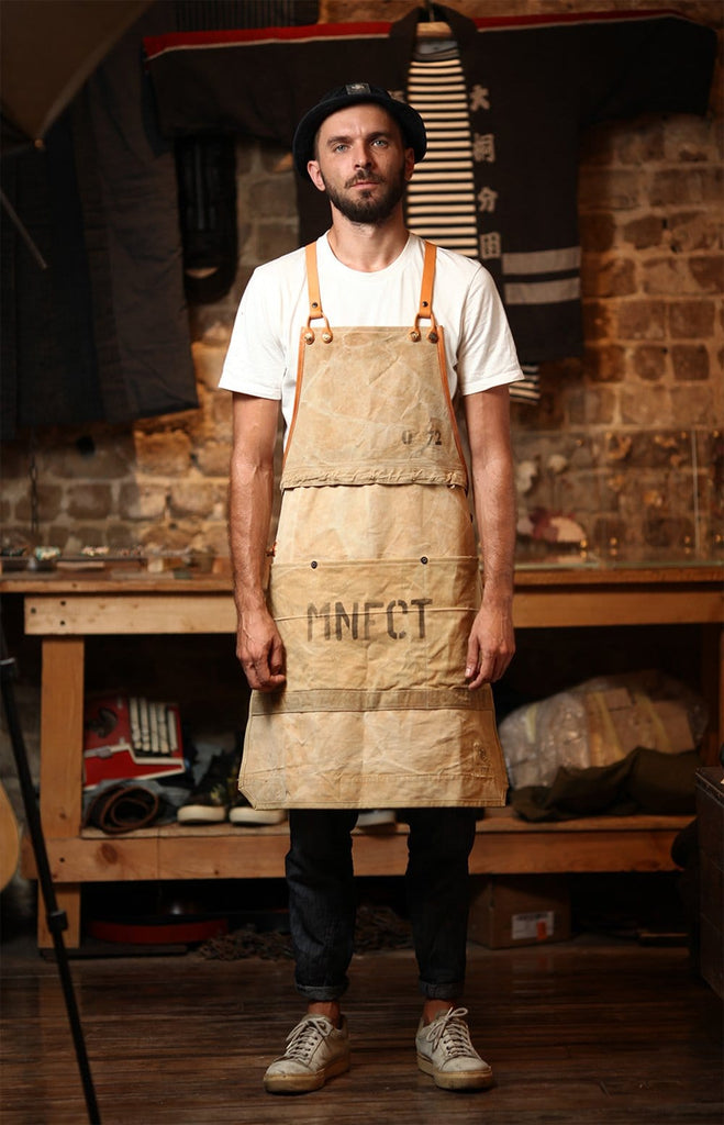 ARMY APRON #5 - haviemnfct