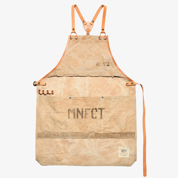 HAVIE ARMY APRON - haviemnfct