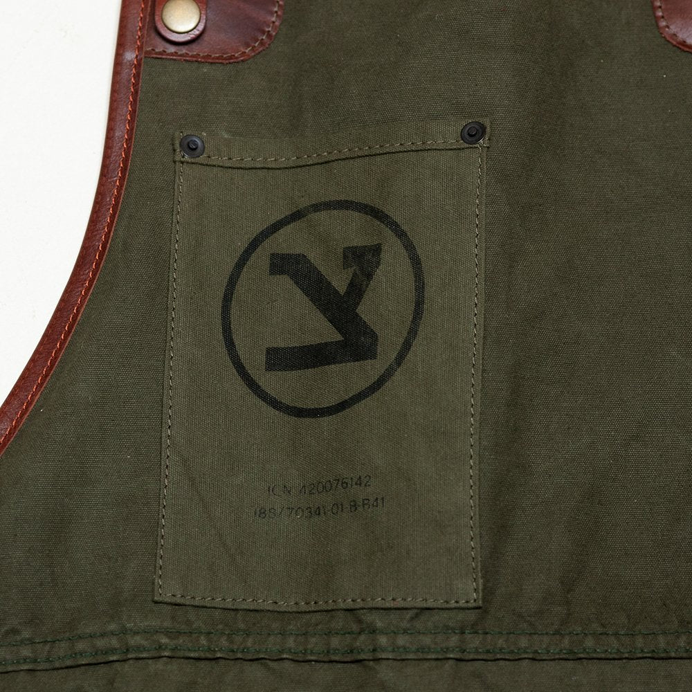 ARMY APRON #15 - haviemnfct