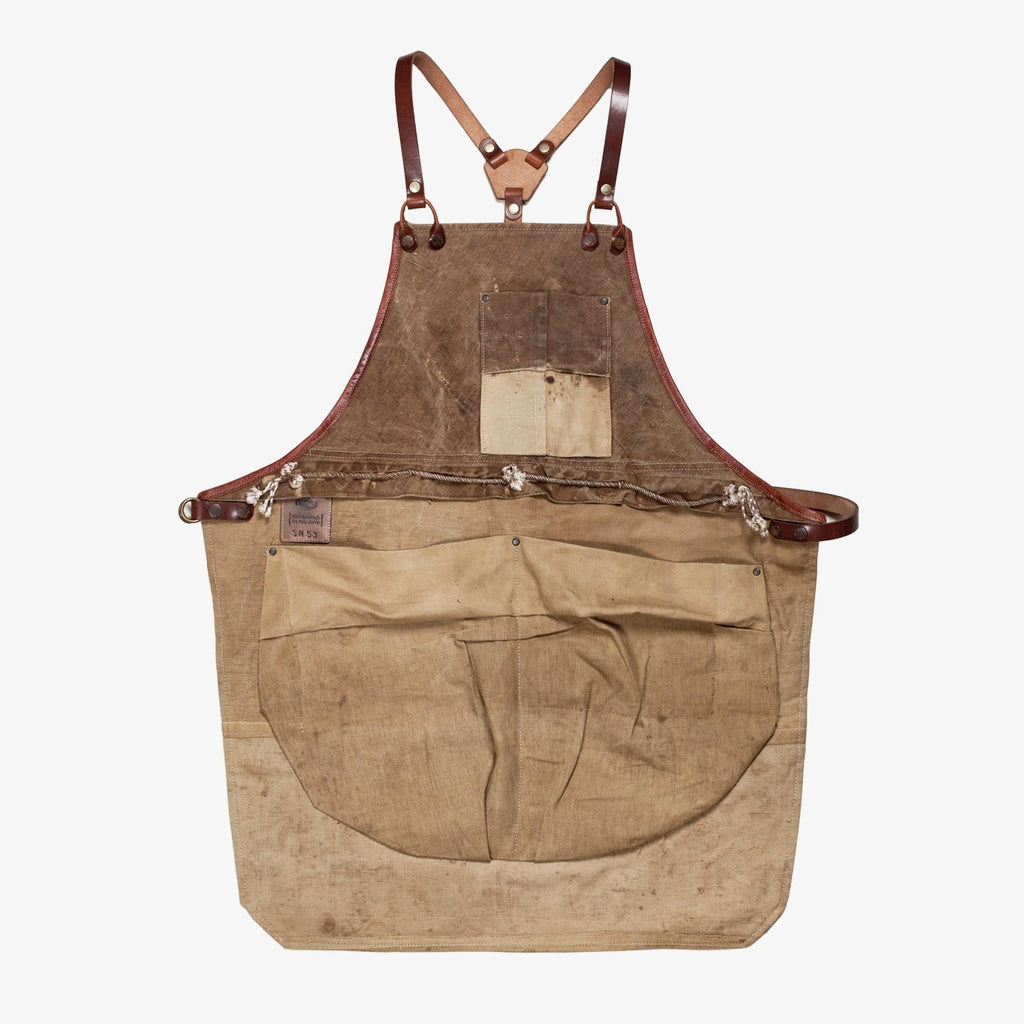 ARMY APRON #53 - HAVIE MNFCT.