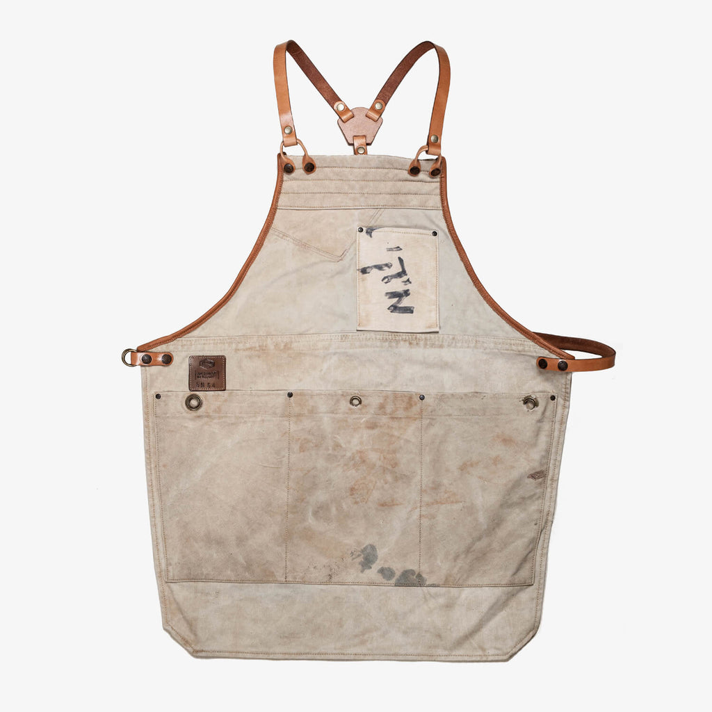 ARMY APRON #54 - HAVIE MNFCT.