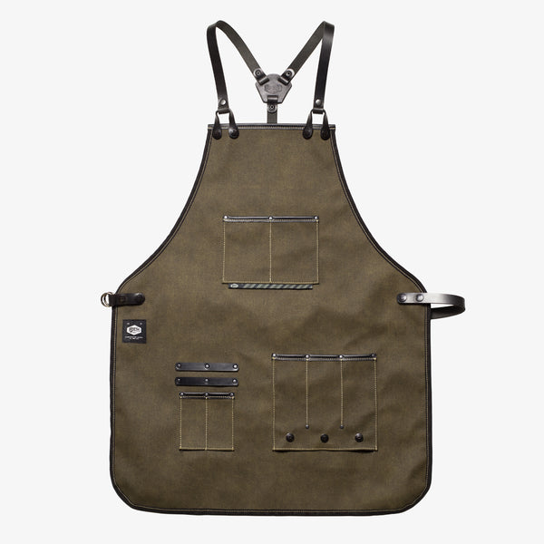 HAVIE  BARBER APRON - Limited Edition - haviemnfct