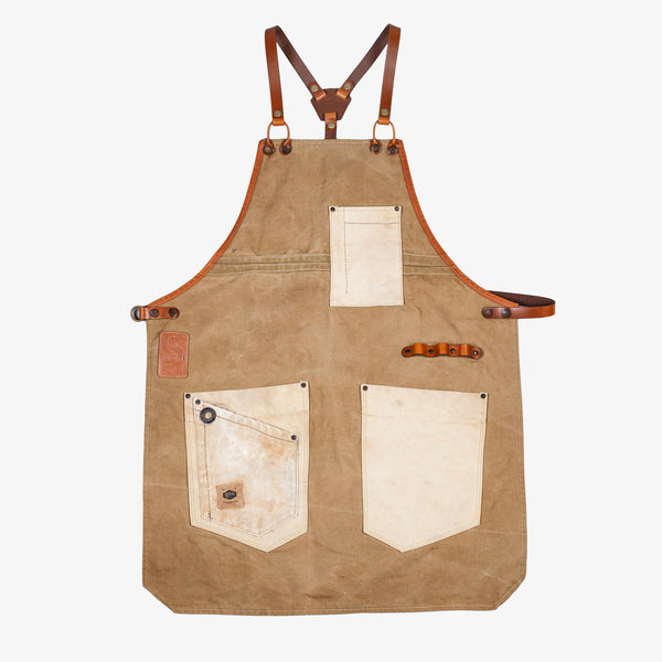 HAVIE ARMY APRON # 33 - haviemnfct