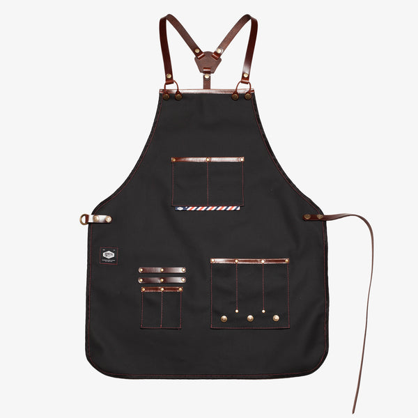 HAVIE BARBER APRON - haviemnfct