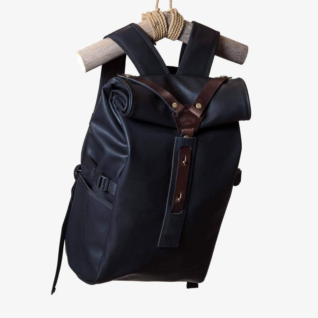 BOSTON ROLLTOP BACKPACK - haviemnfct