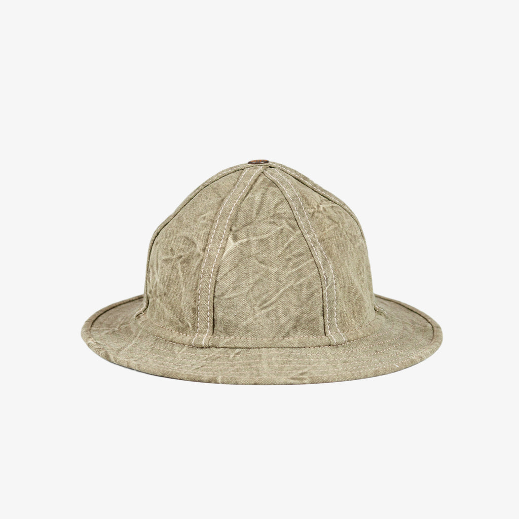 HAVIE GREEN BOB BUCKET HAT - haviemnfct