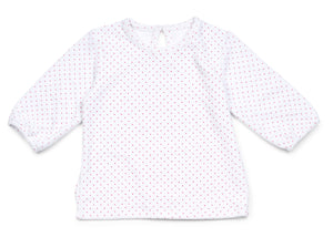 Sale! Boys Red Dotted Pajamas - Mouche Kids