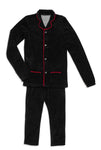 Sale! Boys Velour Grandfather PJ's - Mouche Kids