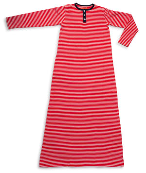 Striped Nightdress - Mouche Kids