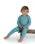 Ribbed Pajamas - Mouche Kids