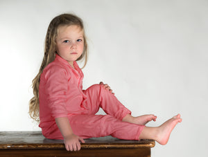 Sale! Grandfather Pajamas - Mouche Kids