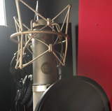 Neumann U87 <br>(The Heatmakerz Studio) A