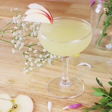 Apple and Elderflower Martini