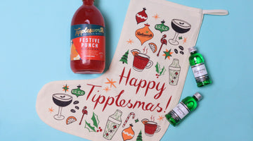 Tipplesworth Launches Christmas Cocktail Stocking