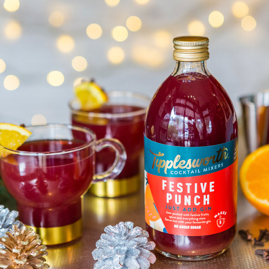 Festive Punch Cocktail Mixer