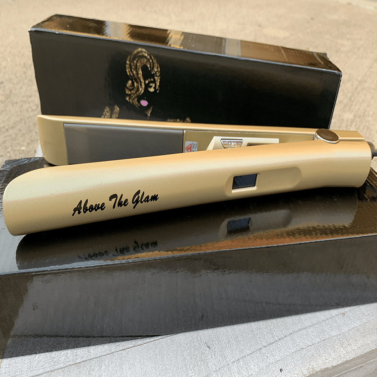 Golden Glam Hot Tool