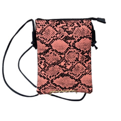 Snake Skin Mini Crossbody
