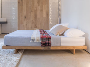 Low Fuji Attic Platform Bed - without headboard