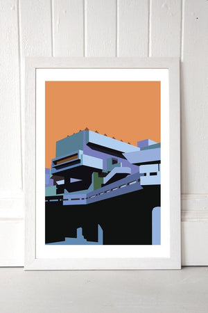 Iconic Art Gallery Print Duo